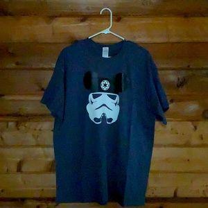 Disney Star Wars Stormtrooper Mickey Ears T-Shirt